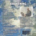 AWAKENING - Copertina (retro)