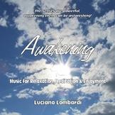 Awakening - Luciano Lombardi (Copertina)