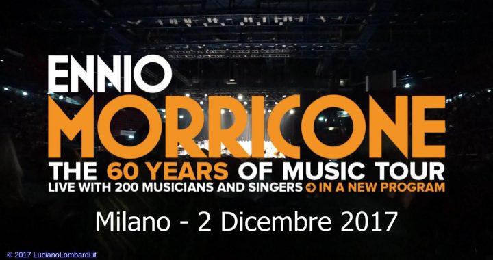 Ennio Morricone 60 years tour