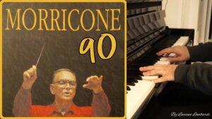 Morricone 90 - Luciano Lombardi -Piano