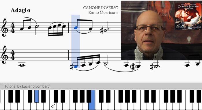 Canone Inverso Morricone - Tutorial Luciano Lombardi