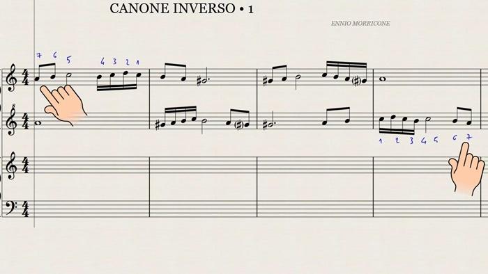 Canone Inverso Morricone Tutorial - Luciano Lombardi