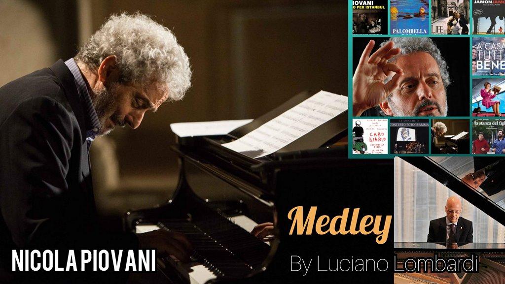 Nicola Piovani Medley - Luciano Lombardi