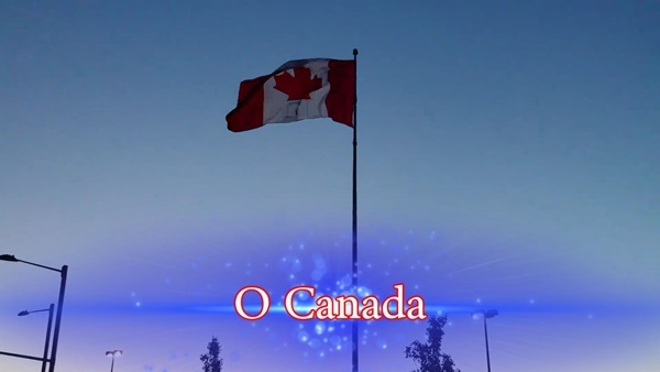O Canada 2020