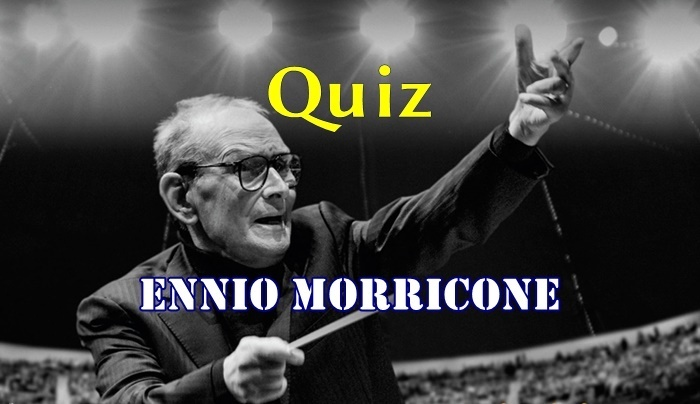 Quiz Ennio Morricone