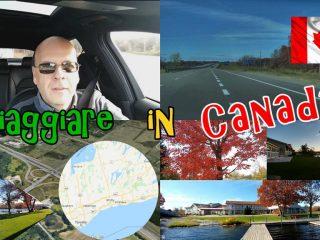 Viaggiare in Canada