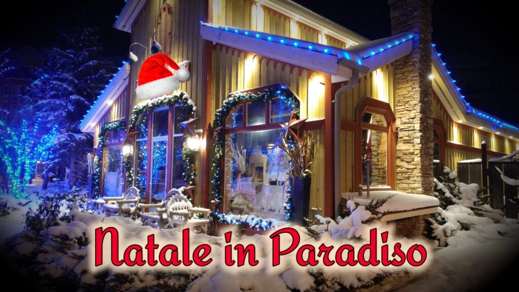 Natale In Paradiso - Luciano Lombardi