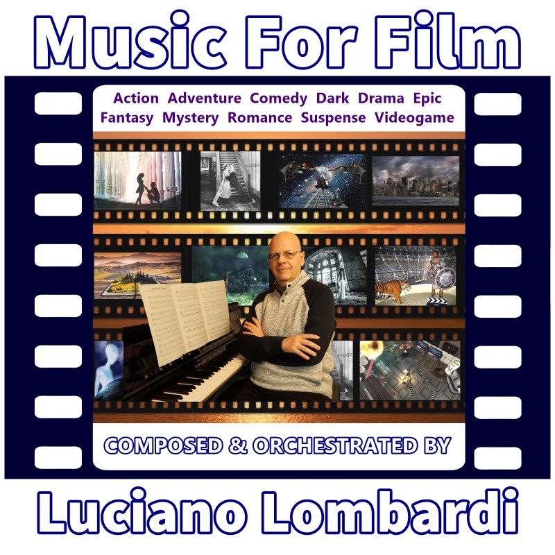 Music For Film COVER Luciano Lombardi